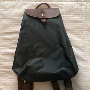 Blue/Gray Backpack